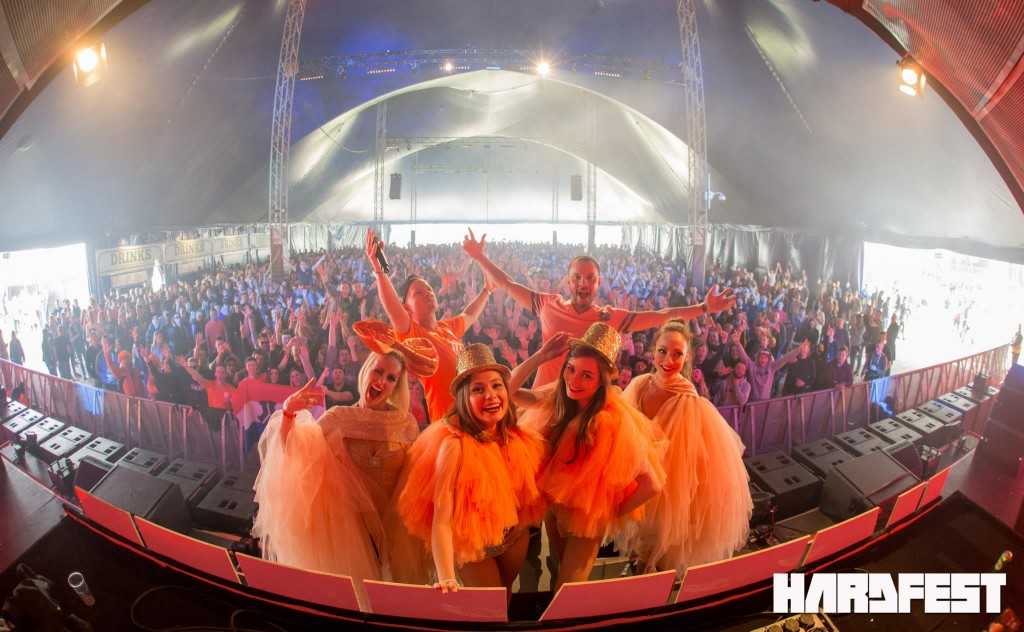 Drop HARDFEST in your diary!