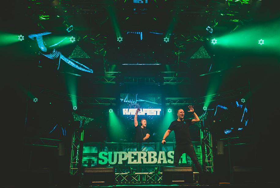 Full set – Keltek – SUPERBASH by HARDFEST