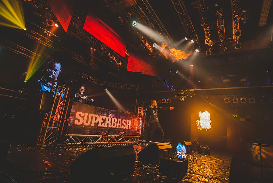 Full set – Radical Redemption – SUPERBASH by HARDFEST